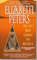 'The Ape Who Guards the Balance' by Elizabeth Peters
